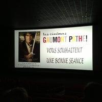 Foto tirada no(a) Gaumont Archamps por Alexandre d. em 12/23/2012