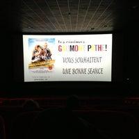 Foto tirada no(a) Gaumont Archamps por Alexandre d. em 12/5/2012