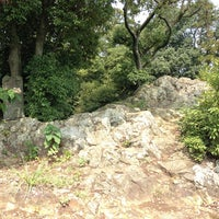 Photo taken at 高負彦根神社(ポンポン山) by ちるちる on 8/13/2013