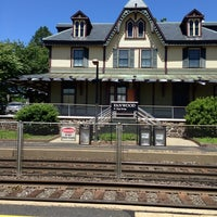Photo taken at NJT - Fanwood Station (RVL) by Annemarie D. on 6/12/2013