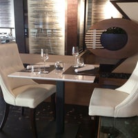 Photo taken at Oxo Restaurant by Javier Z. on 9/9/2013