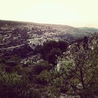 Photo taken at Hosh Yasmin by Tova S. on 9/17/2013