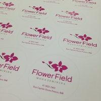 Photo taken at Flower Field - Moda Feminina by Juliane C. on 8/14/2013