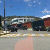 Photo taken at Colegio Cervantes by Jorge Antonio L. on 8/15/2013