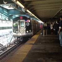 Photo taken at MTA Subway - Queensboro Plaza (N/W/7) by Alex H. on 5/20/2013