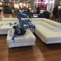 Photo taken at Bob's Discount Furniture by Alex H. on 3/20/2016