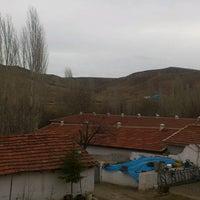 Photo taken at Kara Hamzalı by Yahya K. on 1/25/2014