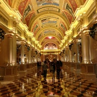 Photo taken at The Venetian Macao by Vinz on 11/17/2012