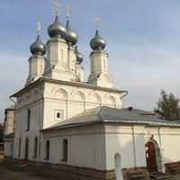 Photo taken at Христро-Рождественский Храм by Waso on 9/27/2014