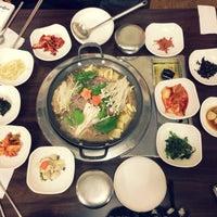 Photo taken at 특미관 / Teuk Mi Gwan Green Tea Restaurant by S. P. on 12/27/2013