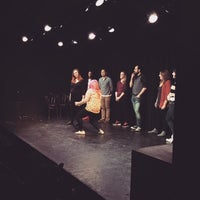 Photo taken at Philly Improv Theater (PHIT) by Caitlin V. on 3/9/2015