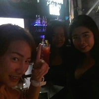 Photo taken at Absolut Bar Rawai by Beau U. on 8/12/2014