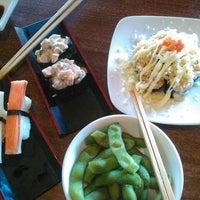 Photo taken at Takarajima Sushi by Rendhy F. on 9/2/2015