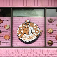 Photo taken at Voodoo Doughnut Too by Wilda D. on 5/27/2013
