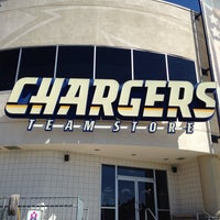 Photo taken at Chargers Team Store by Wilda D. on 10/17/2013