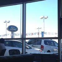 Photo taken at Kearny Pearson Ford by Aisha A. on 8/12/2013