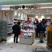 Photo taken at Snoopy Town mini by Reese W. on 3/5/2016
