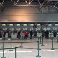 Photo taken at Lisbon Humberto Delgado Airport (LIS) by Ênio L. on 5/14/2015