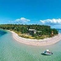 Photo taken at Fafa Island Resort Hotel by Pinyo™ on 10/30/2012