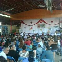 Photo taken at Escuela La Salle by Manuel M. on 5/26/2013
