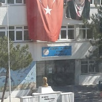 Photo taken at Atıfbey İlköğretim Okulu by Mesut Y. on 5/17/2014
