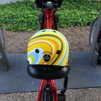Photo taken at Capital Bikeshare - 19th & E St NW by Maria S. on 5/22/2013