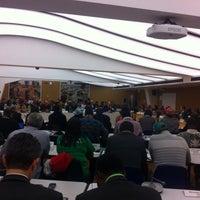Photo taken at IFAD by Samir B. on 2/17/2014