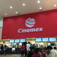 Photo taken at Cinemex Premium Metepec by Edu P. on 9/12/2013