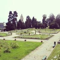Photo taken at Parco Villa Duchessa di Galliera by Fionnulo B. on 7/13/2015