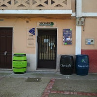 Foto tomada en Punto de Información Turístico y Viticultural SECAVER por Turismo-Viticultura L. el 5/5/2013