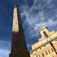Photo taken at Edicola Piazza Colonna by Игорь Л. on 12/31/2016