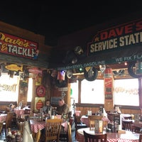 Photo taken at Famous Dave's by Patrick B. on 8/20/2014