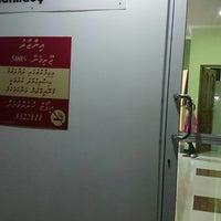 Photo taken at STO pharmacy , hithadhoo by Athika S. on 1/27/2014