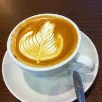 Photo taken at La Roasteria Coffee by Heaw L. on 2/14/2013