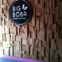 Foto scattata a Big Boba Bubble Tea Shop da Monica P. il 7/16/2013