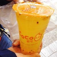 Photo taken at COCO都可茶飲 by asapyon on 1/8/2015