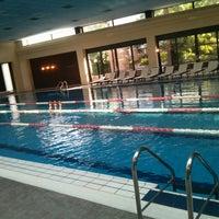 Photo taken at Grand Hotel Plovdiv by Ясен П. on 6/11/2013