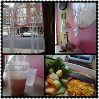 Photo taken at The Timeless Cafe by Candy S. on 5/18/2013