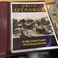 Photo taken at Restaurant Istamboul by Ahmed S. on 4/17/2014