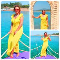 Photo taken at marmaris resort hotel sahil by Nevin İ. on 6/17/2015
