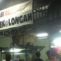 Photo taken at Nasi Goreng Babe Pekalongan by Irfan Triswana T. on 6/3/2013
