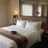 Photo taken at Mercure Hotel by Irfan Triswana T. on 7/18/2013