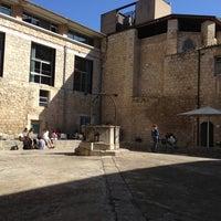 Photo taken at Facultat Lletres Universitat de Girona by Joan P. on 5/6/2013