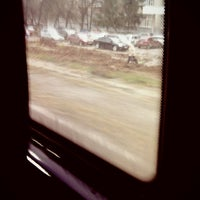 Photo taken at Маршрутка №35 by Аня Г. on 10/17/2013