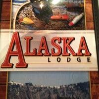 Photo taken at Alaska Lodge by Jesse W. on 1/9/2013