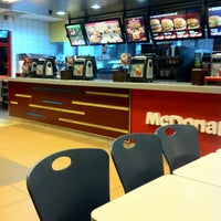 Photo taken at McDonald's by Kim D. on 5/12/2013