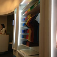 Photo taken at lacoste by Ploy P. on 8/12/2013