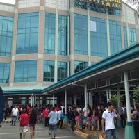 Photo taken at Festival Supermall by Gilbert G. on 6/14/2013