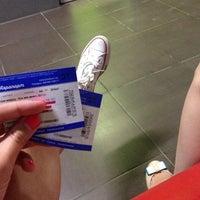 Снимок сделан в Кинотеатр ЦУМа пользователем Arina K. 7/18/2014