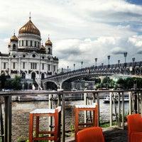 Photo taken at Bar Strelka by Desislava K. on 6/12/2013